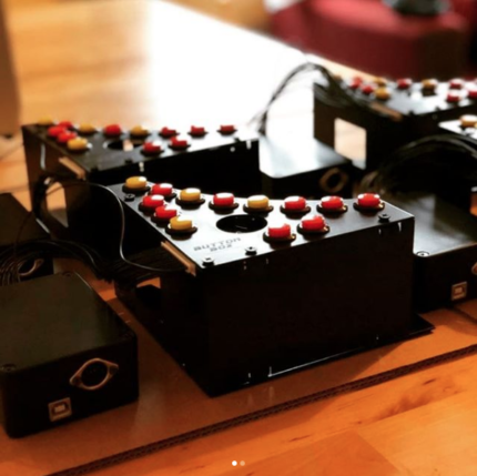 Button Box - Turntable Controller - UK